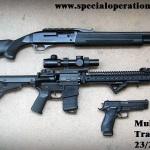 3Gun_Guns